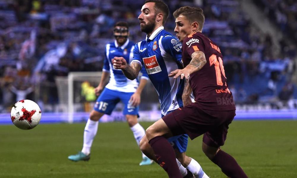 Βήμα πρόκρισης για Εσπανιόλ 1-0 την Μπαρτσελόνα