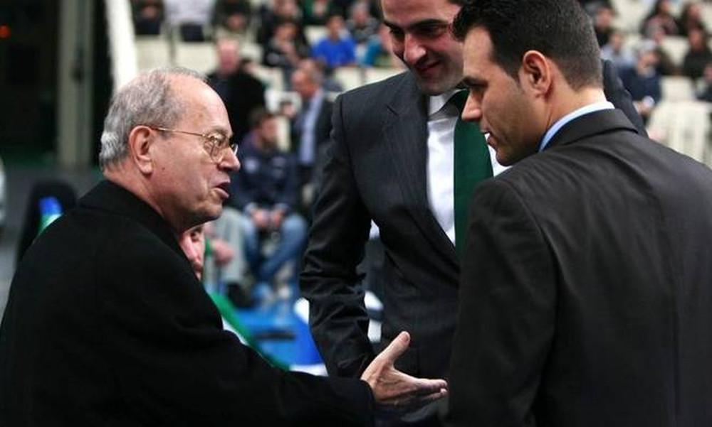 Ιτούδης σε Θανάση Γιαννακόπουλο: «Εύχομαι να σας δω στο Final-4»