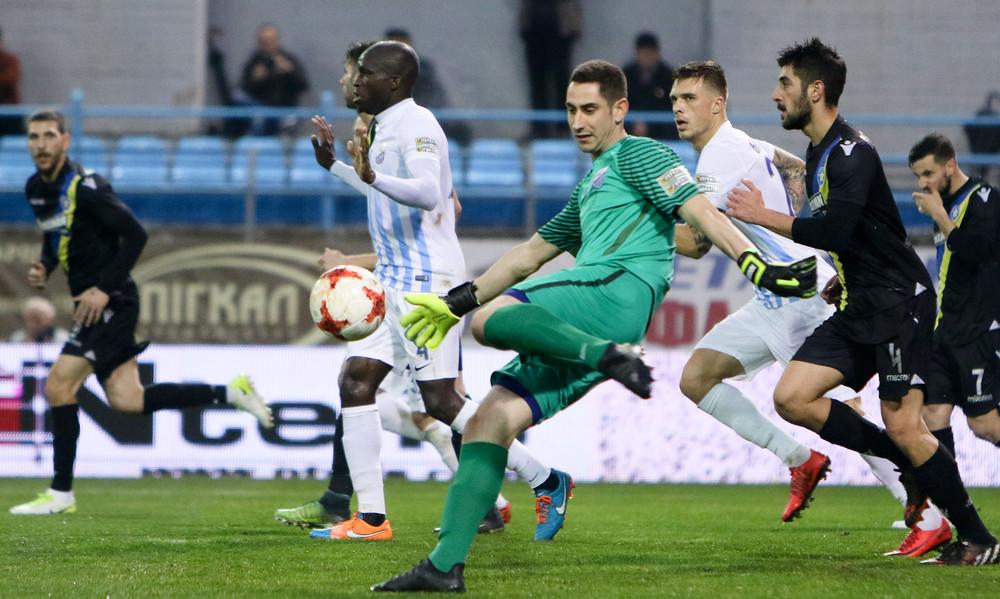 Λαμία-Αστέρας Τρίπολης 1-0: Το «καθάρισε» ο Καραγιάννης