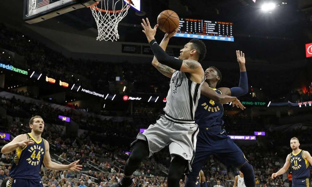 NBA: Μεγάλο διπλό Πέισερς στο Σαν Αντόνιο