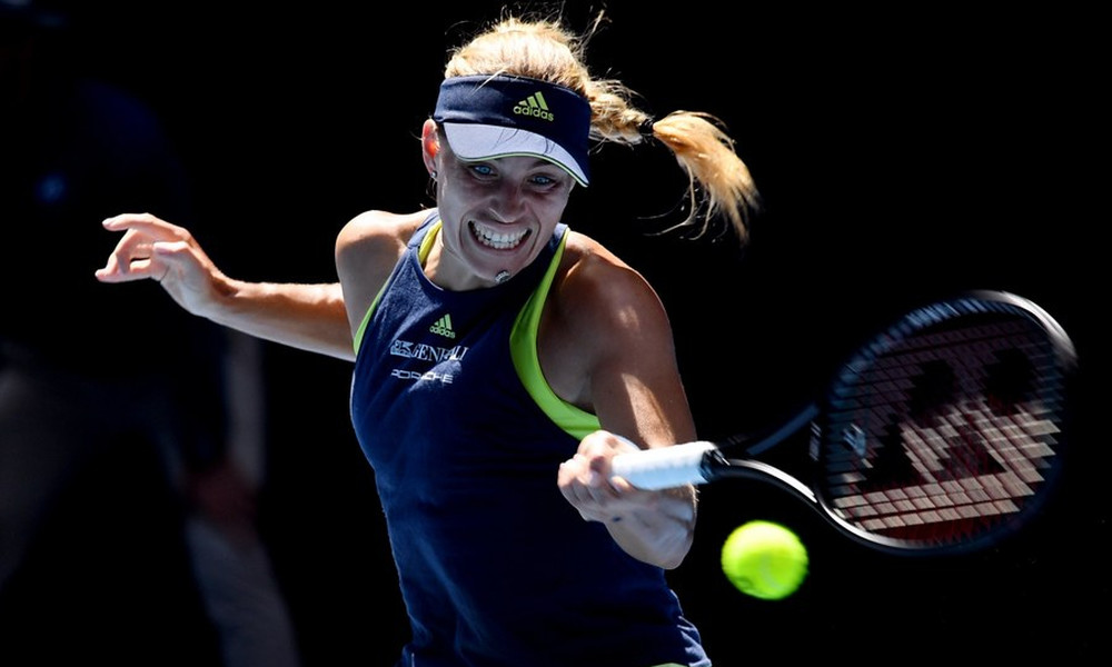 Australian Open: Απέκλεισε την Χσιέ η Κέρμπερ