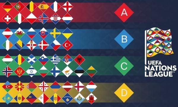 Η αντίστροφη μέτρηση για το UEFA Nations League ξεκίνησε (video)