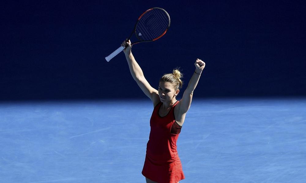 Australian Open: Στα ημιτελικά η Χάλεπ