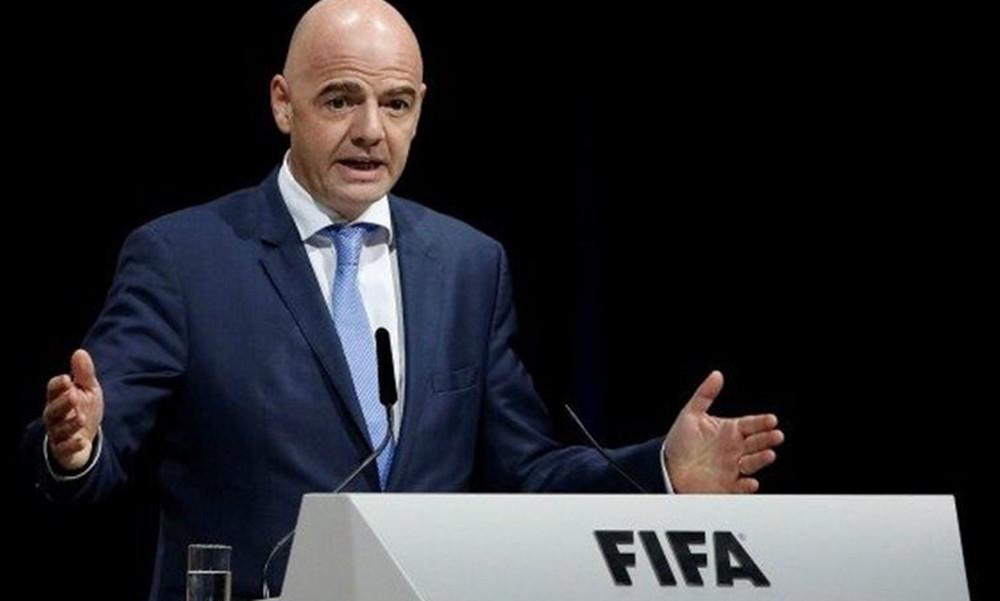 FIFA: «Σκληρός» ο Ινφαντίνο με τα φαινόμενα ρατσισμού