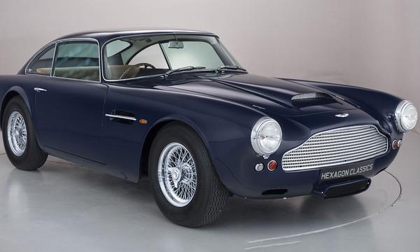 Aston Martin DB4: Κομματάκι σπάνια, κομματάρα πανάκριβη