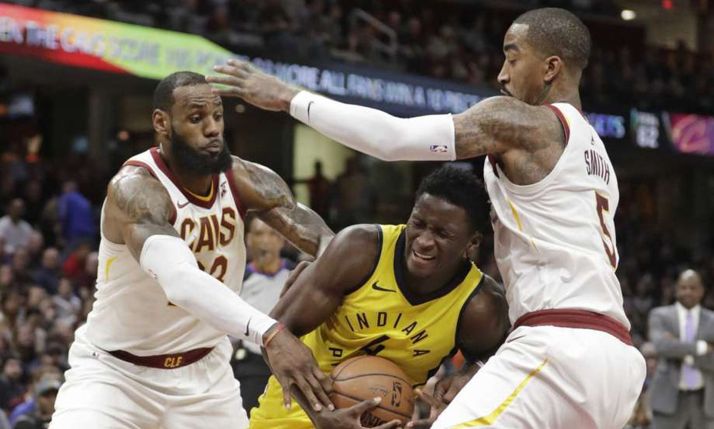 NBA: «Βασιλικό» triple double και επιστροφή για Καβαλίερς