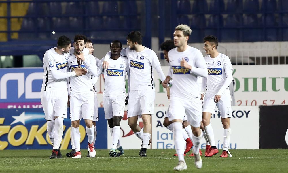 Ατρόμητος-ΑΕΛ 1-0: Επέστρεψε με Ντάουντα