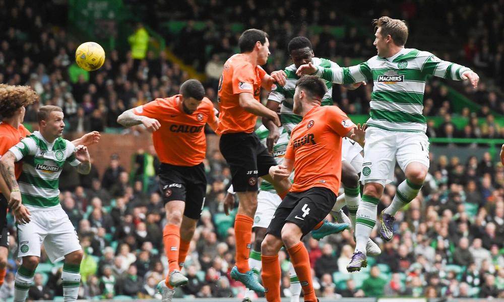 Γκολ με το… τσουβάλι στη Σκωτία