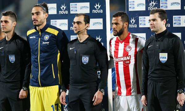 ΚΕΔ: Παραπέμπεται ο Ζαχαριάδης για το Αστέρας Τρίπολης - Ολυμπιακός