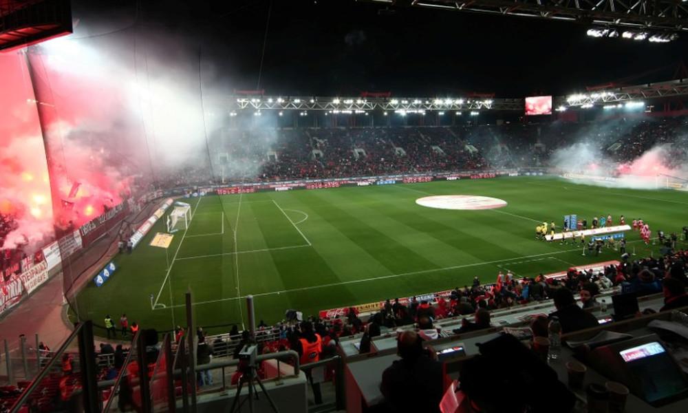 Ολυμπιακός: Ολοταχώς για sold out με ΑΕΚ και... Τικίνιο