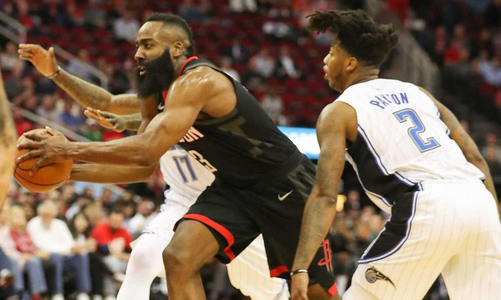 NBA: Όργια με 60άρα από Χάρντεν!