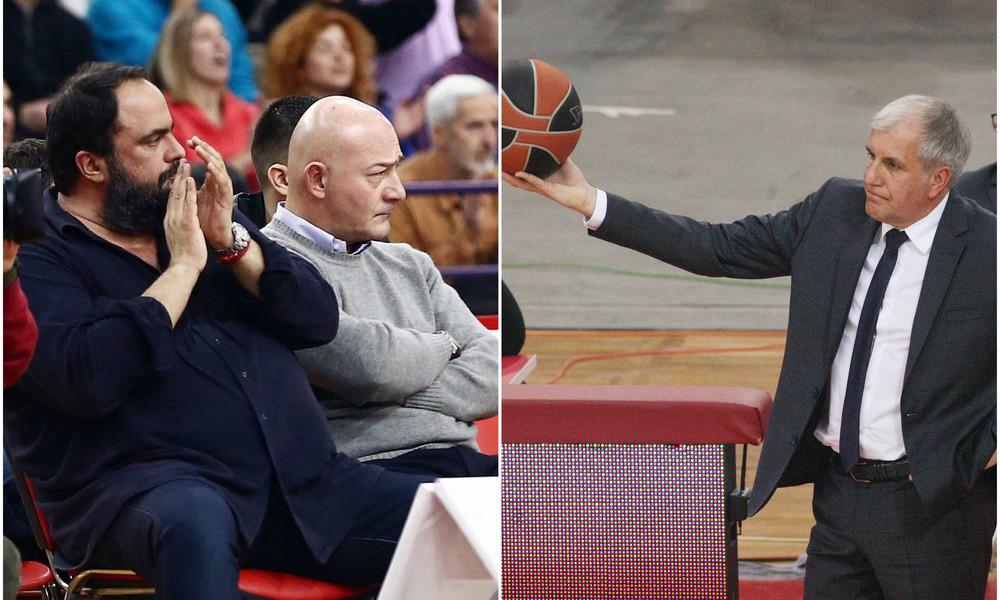 Ομπράντοβιτς, Σαχένκ και Μαρινάκης «γιορτάζουν» τη φιλική νίκη του Ολυμπιακού επί της Φενέρ (videos)