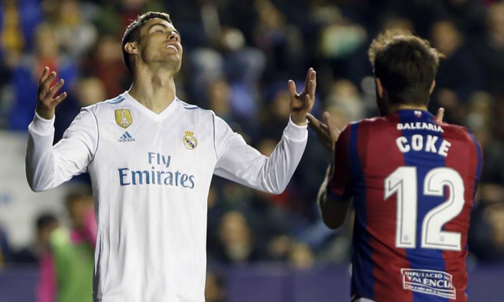 Αδιόρθωτη η Ρεάλ Μαδρίτης (video)