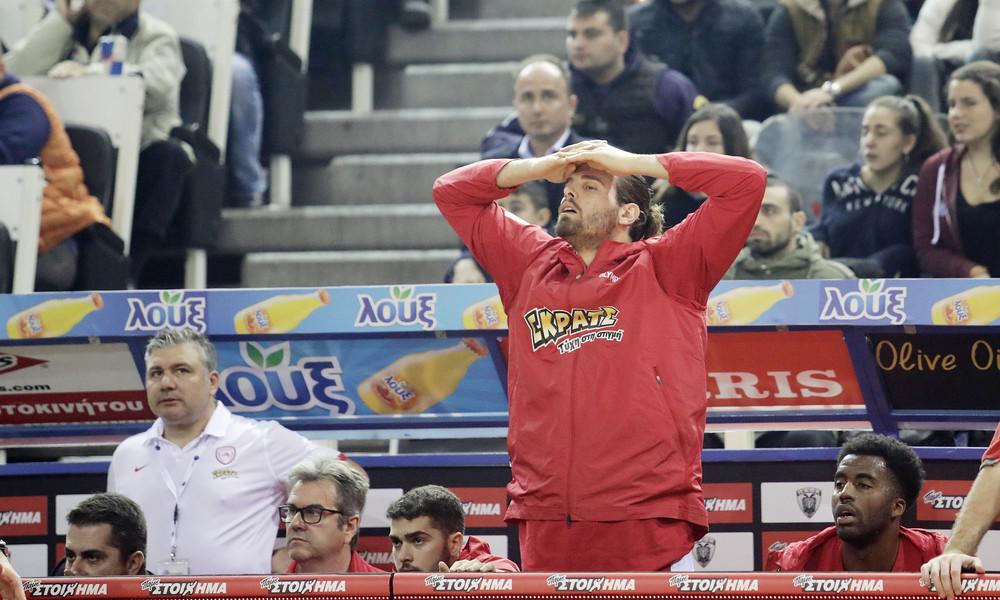 Η αντίδραση του Ολυμπιακού για Μπόγρη