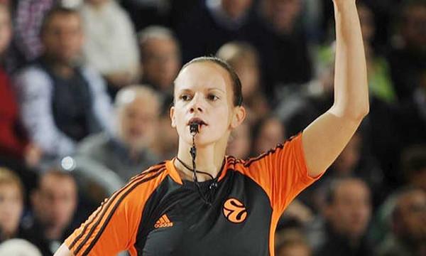 Ρεάλ Μαδρίτης - Ολυμπιακός: Διαιτητική τριάδα με γυναίκα!