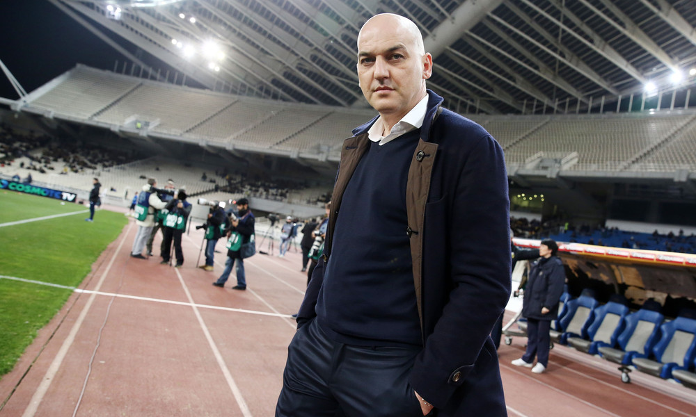 Ολυμπιακός: «Τελειώνει» ο Κοβάσεβιτς