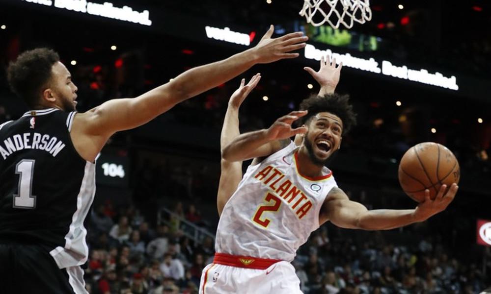 NBA: Θετικός ο Ντόρσεϊ, δεν τα κατάφεραν οι Χοκς
