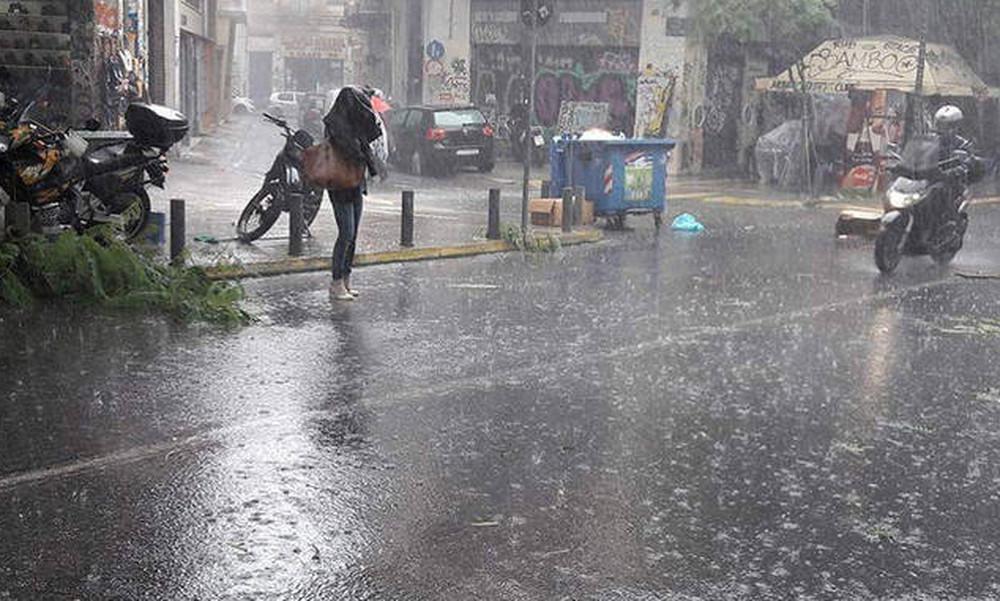 «Βόμβα» Καλλιάνου: Πλησιάζει ισχυρό βαρομετρικό - Κίνδυνος πλημμυρών (pics)
