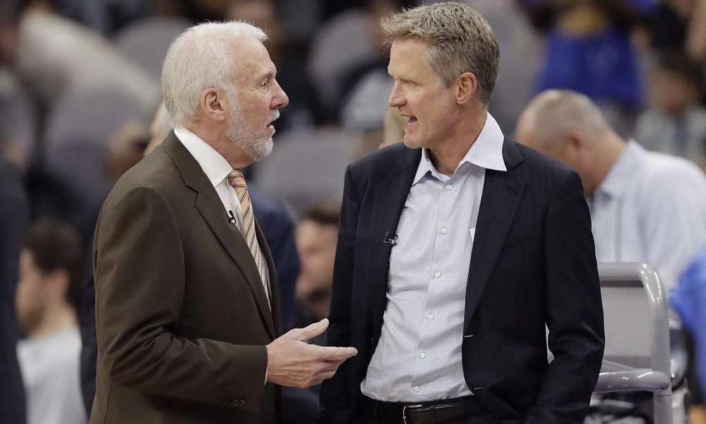 NBA: Διέλυσαν τους Σπερς οι Ουόριορς, πέρασαν απ' το Μπρούκλιν οι Πέλικανς (videos)