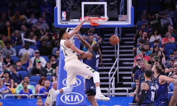 NBA: Τα μαγικά Αντετοκούνμπο στο Ορλάντο (video)