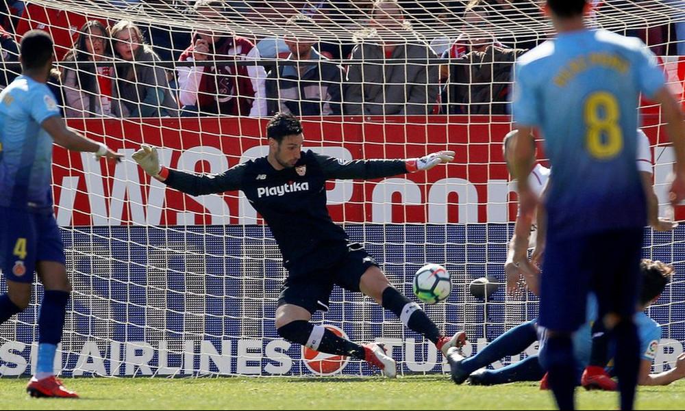 Σεβίλλη - Χιρόνα 1-0: Τρίποντο… ανάσα με Ρίκο (video)