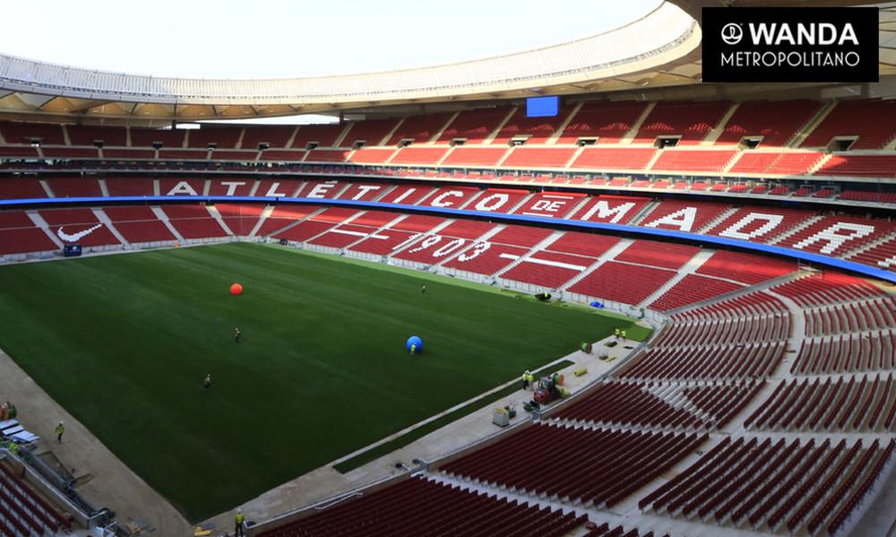 Στο «Wanda Metropolitano» ο τελικός Κυπέλλου Ισπανίας