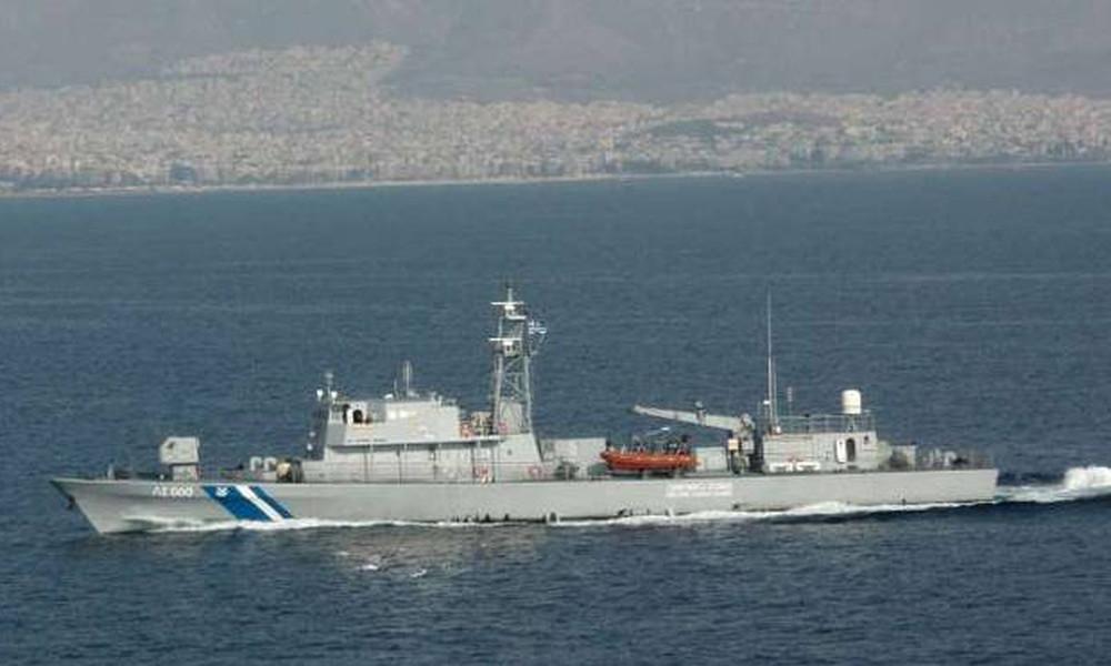 Σκηνικό «πολέμου» στο Αιγαίο - Τουρκικό σκάφος εμβόλισε πλοίο της ελληνικής Ακτοφυλακής