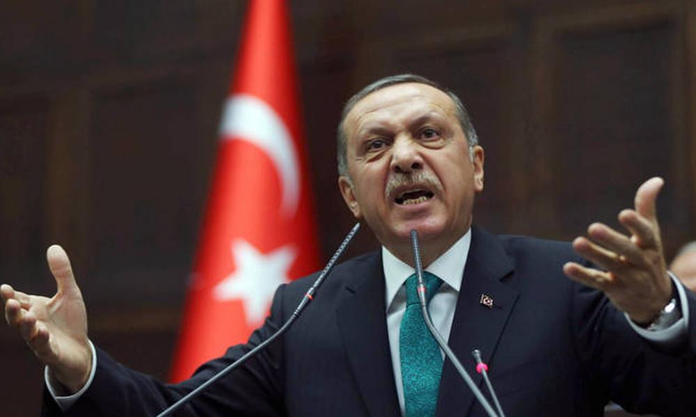 Εκτός ορίων ο Ερντογάν: Απειλεί ανοιχτά Ελλάδα και Κύπρο με πόλεμο