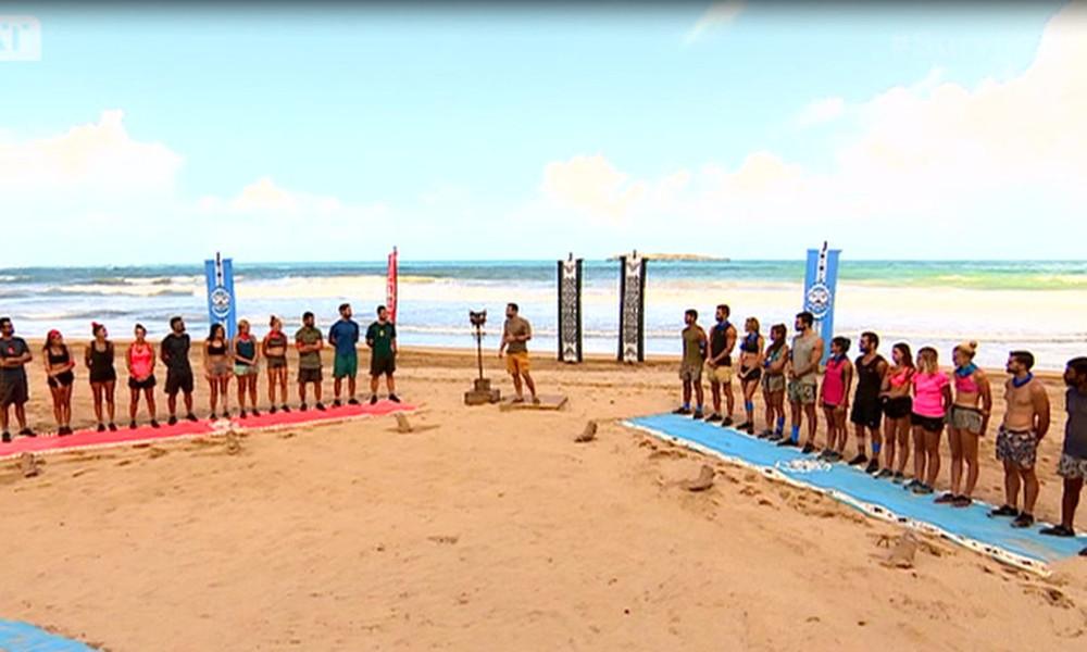 Survivor 2: Αυτή η ομάδα κέρδισε το έπαθλο ασυλίας!