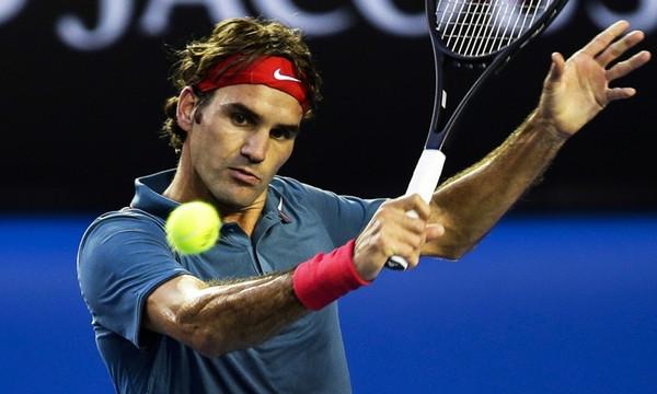 Τένις: Μια νίκη μακριά από το Νο1 ο Φέντερερ