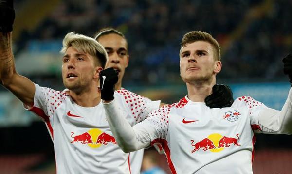 Europa League: Γερμανική «βόμβα» στο «Σαν Πάολο - Μπατσουαγί, ο νέος σταρ της Ντόρτμουντ (videos)
