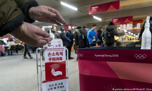 Χειμερινοί Ολυμπιακοί Αγώνες: Δύο Ελβετοί προσβλήθηκαν από νοροϊό