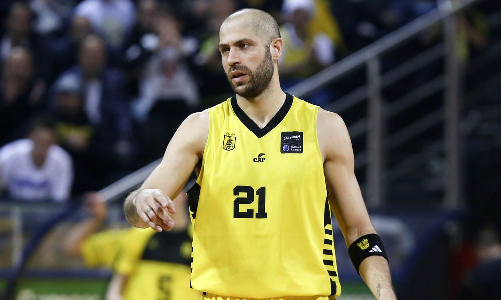 Παίζει κανονικά ο Βασιλόπουλος στον τελικό