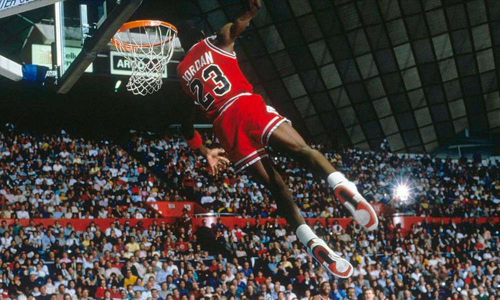 Διαγωνισμός Καρφωμάτων: Σαν τον «Air Jordan» κανείς