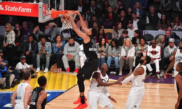 NBA: Αυτές είναι οι καλύτερες καρφωματάρες του All Star Game! (video)