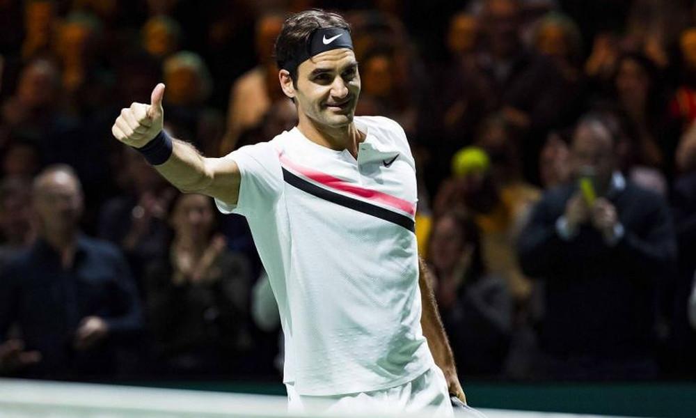 Τένις: Επέστρεψε στην κορυφή ο Φέντερερ!