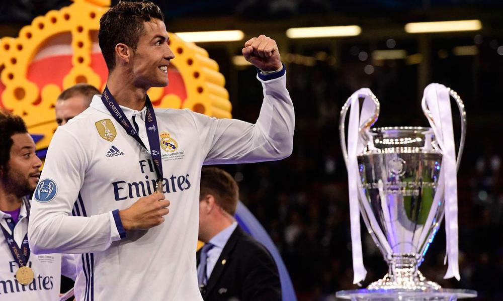 Ο Ρονάλντο κατέκτησε το Champions League!