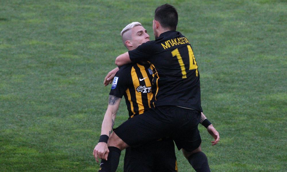 Μπακασέτας και Βράνιες έδωσαν το σύνθημα στην ΑΕΚ: «Πάμε για τη νίκη και την πρόκριση»