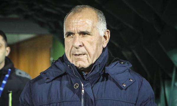 Κωνσταντίνου: «Θα γίνει πρόταση ανανέωσης στον Ουζουνίδη»