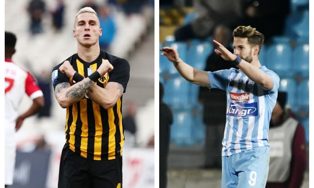Super League: Κορυφαίοι Βράνιες και Κόντε (photos)
