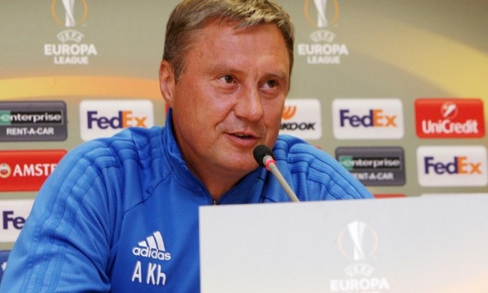 Χατσκέβιτς: «Στόχος μας η πρόκριση»