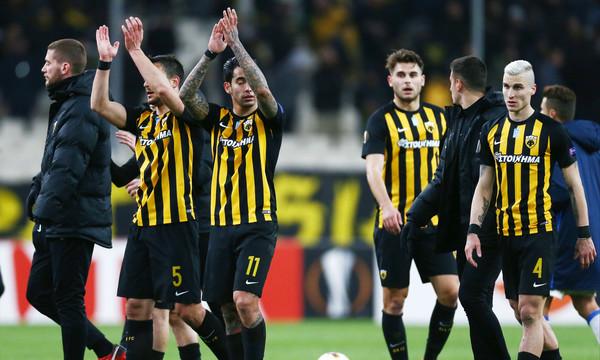 Live Chat Ντιναμό Κιέβου – ΑΕΚ 0-0 (τελικό)