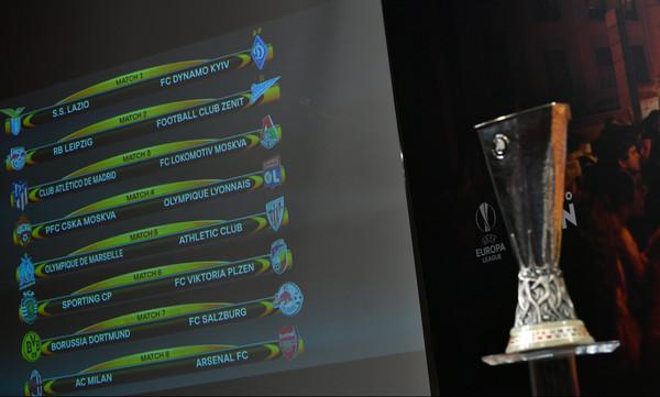Europa League: Ντερμπάρα Μίλαν με Άρσεναλ (photos)