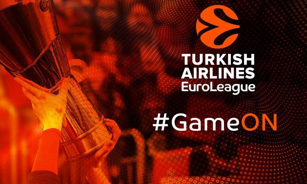 Η βαθμολογία και το πρόγραμμα «φωτιά» της Euroleague - Τετραπλή ισοβαθμία και «μάχη» για τα πλέι όφ