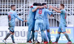 ΑΟ Τρίκαλα-Παναχαϊκή 0-1: Διπλό ανόδου μέσα στις λάσπες! (photos)