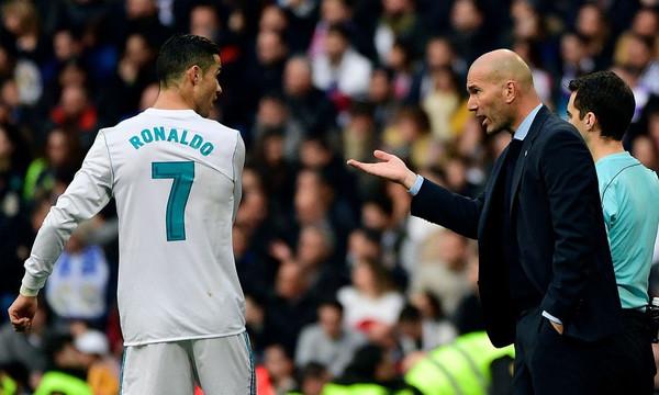 Χωρίς Ρονάλντο ξανά η Ρεάλ Μαδρίτης!
