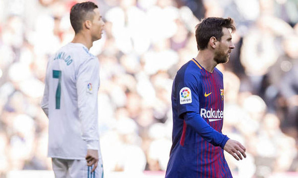 Μπαρτσελόνα - Ρεάλ Μαδρίτης: Ώρα… Champions League το clasico!