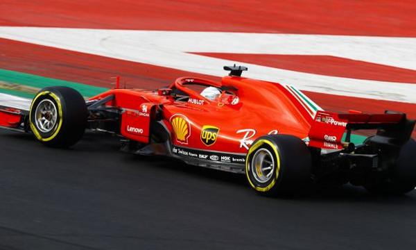 Formula 1: Ταχύτερος ο Φέτελ