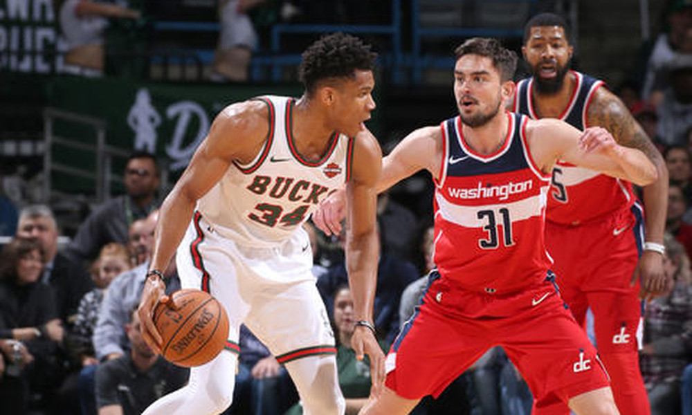 NBA: Δεν... τελείωσε μαγική επιστροφή ο Αντετοκούνμπο! (photos+video)