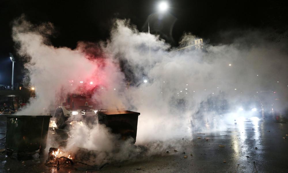Ολυμπιακός: Δεύτερη καταγγελία σε βάρος του ΠΑΟΚ